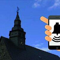 Klingelton Kirchenglocken
